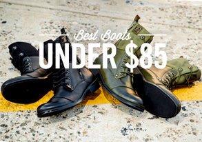 Shop Best Boots Under $85