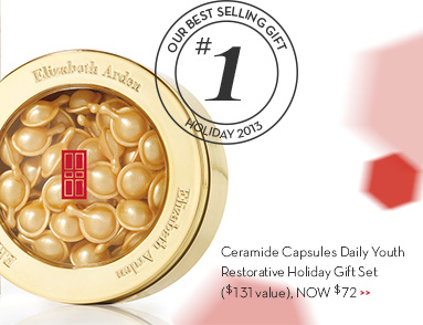 Ceramide Capsules Daily Youth Restorative Holiday Gift Set ($131 value), NOW $72.