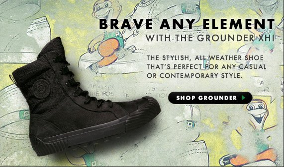Brave Any Element - Shop Grounder