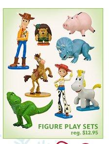 Figure Play Sets reg. $12.95
