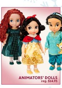Animators' Dolls reg. $24.95