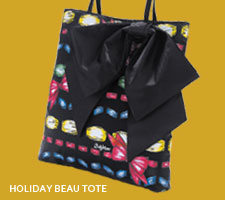 Holiday Beau Tote