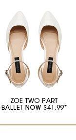 Zoe Two Part Ballet