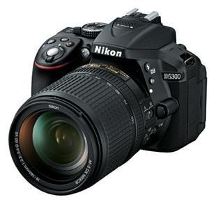 Adorama - Nikon D5300 DSLR Cameras & Kits