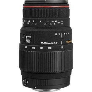 Adorama - Sigma 70-300mm f/4-5.6 APO DG Macro Tele Zoom Lens
