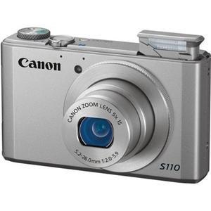 Adorama - Canon PowerShot S110 Digital Camera