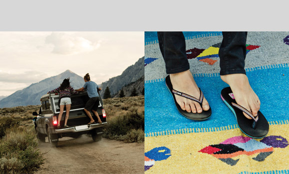 NEW COLORS. SHOP TEVA.