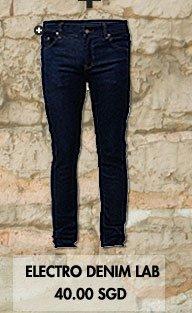 Electro Denim Lab Skinny Indie Jeans