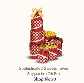 Sophisticated Sweets Tower Shop Now
