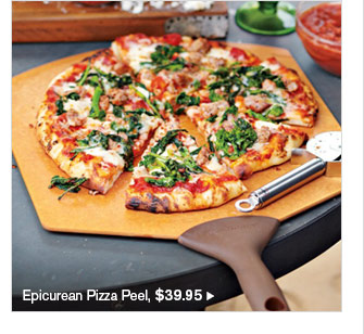 Epicurean Pizza Peel, $39.95