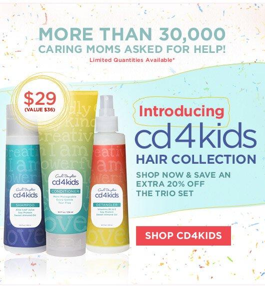 Introducing Cd4Kids