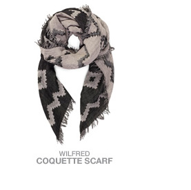 Wilfred Coquette Scarf