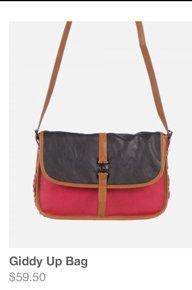 Giddy Up Bag