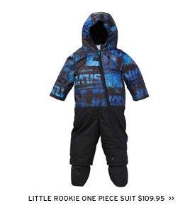 Little Rookie One Piece Suit