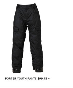 Porter Youth Pants