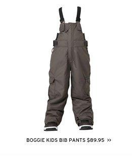 Boggie Kids Bib Pants