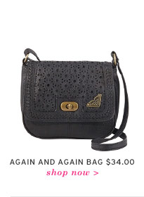 Again and Again Bag $34.00 - Shop now