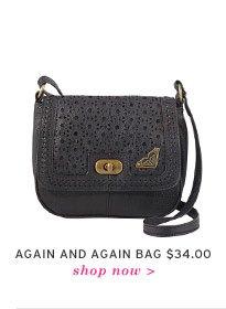 Again and Again Bag $34.00 - Shop now