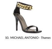 #10 Michael Antonio Thames