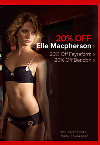 20% Off Elle MacPherson