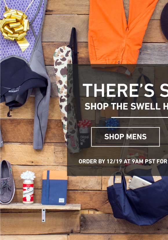 There's Still Time! Shop The Men's Holiday Gift Guide