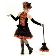Orange Tutu Witch