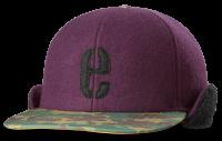 Himalaya-Hat, Maroon