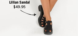 Lillian Sandal $49.95