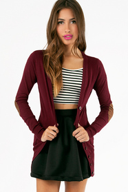 Elbow Room Cardigan