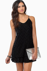 Serpentine Cami Dress