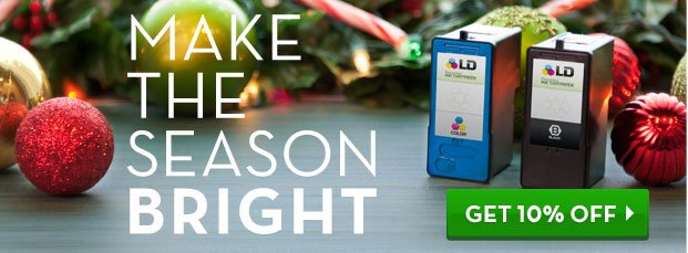 Make The Season Bright - Get 10% Off