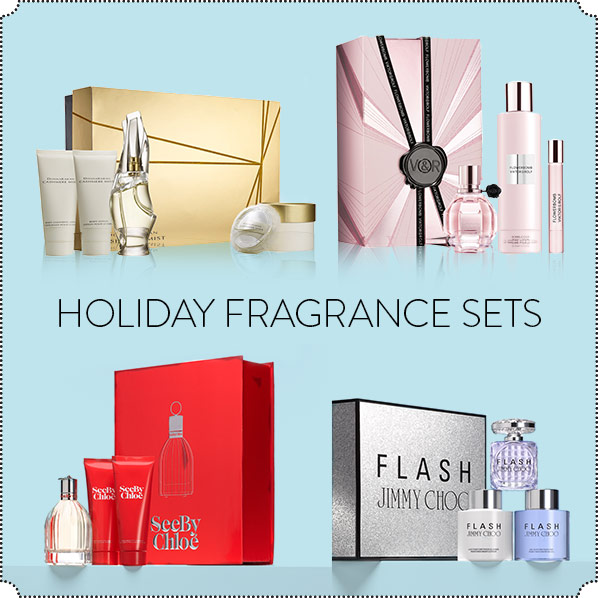 HOLIDAY FRAGRANCE SETS
