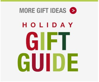 Find the perfect gift! Shop the Holiday Gift Guide