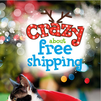 Crazy about Free Shipping