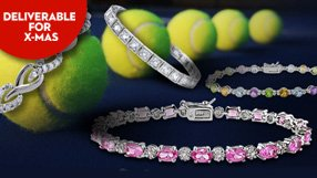 Tennis Bracelets for Every Budget