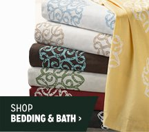 Shop Bedding & Bath