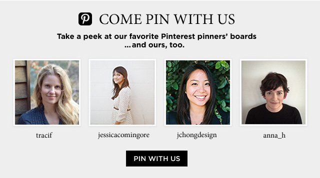 Pin With Us