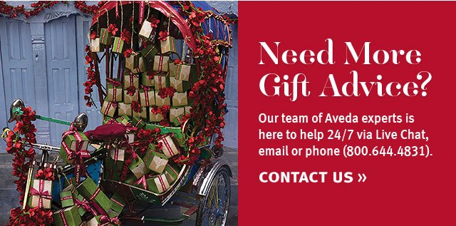 need more gift advice? contact us.