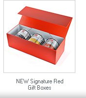 NEW Signature Red Gift Boxes