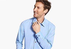 Wardrobe Basic: Solid Shirts