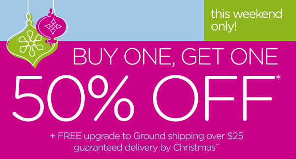 Buy One, Get One 50% Off* Give Crocs Comfort. Give Generously!
