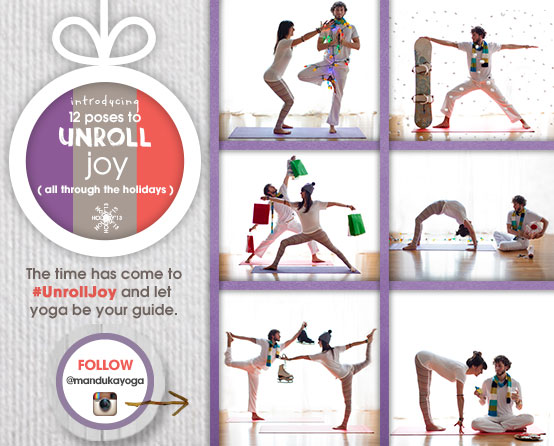 12 Poses for the Holidays