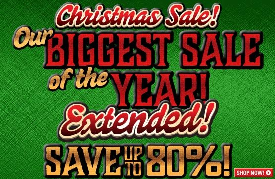 Sportsman's Guide's Our Biggest Sale of the Year! Save Up To 80%!