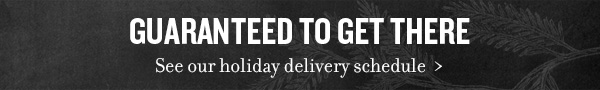 Guaranteed To Delivery