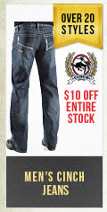 Mens Cinch Jeans