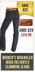 Womens Aura Jeans