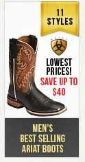 Mens Best Selling Ariat Boots