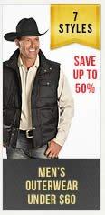 Mens Outerwear Under $60