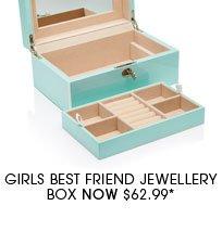 Girls Best Friend Jewellery Box