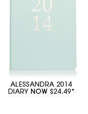Alessandra 2014 Diary